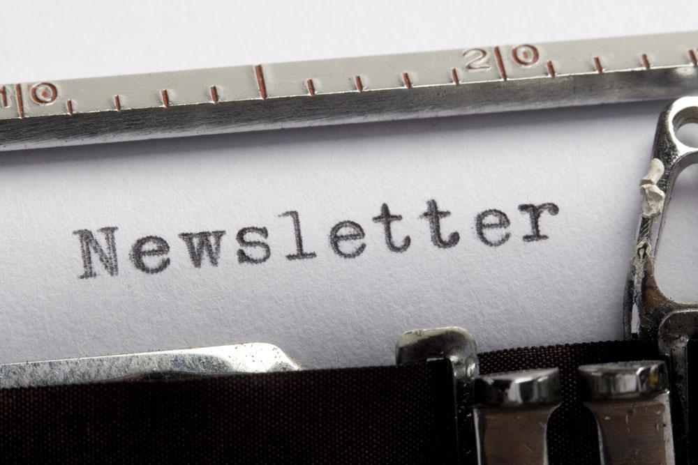 MPL newsletter
