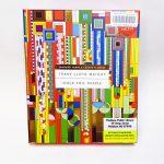 Frank Lloyd Wright Gold Foil Puzzle- 1,000 Piece Puzzle