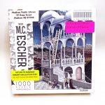 M.C. Escher: Belvedere- 1,000 Piece Jigsaw Puzzle