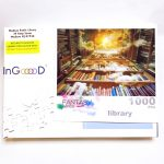 Library- 1,000 Piece Jigsaw Puzzle