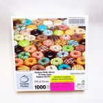 Different Donuts-1,000 Piece Jigsaw Puzzle